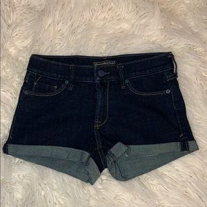 Brand new never been worn A&F jean shorts